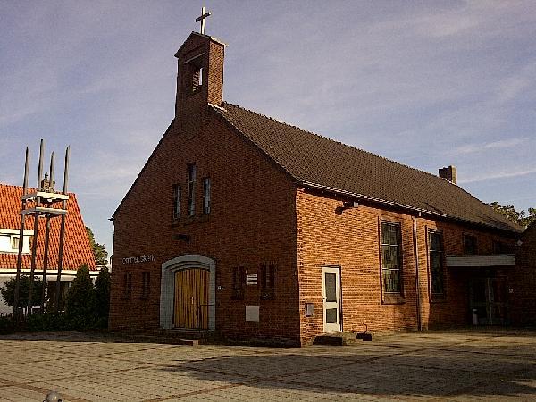 Kerkcafé in Emmaüskerk