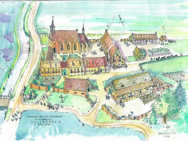 Lezing  en excursie klooster Hulsbergen